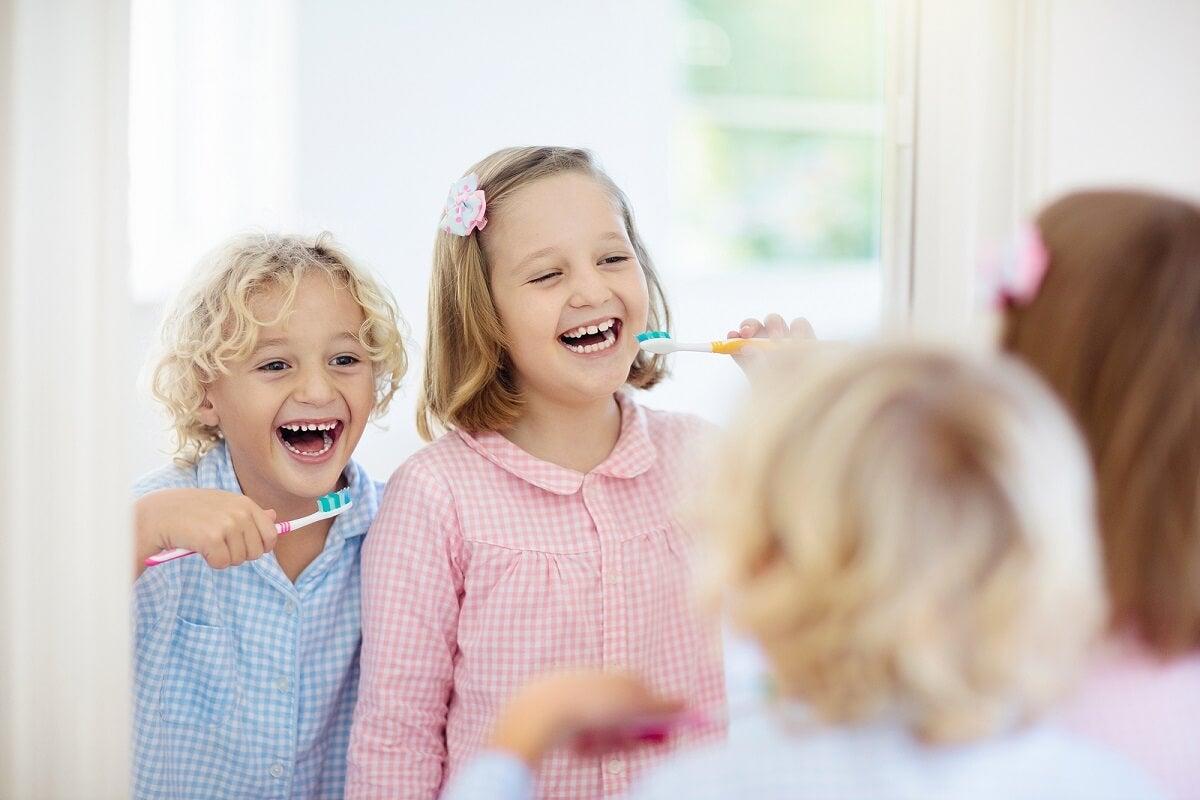 En el jardín infantil aprenden a crear rutinas fuera del hogar