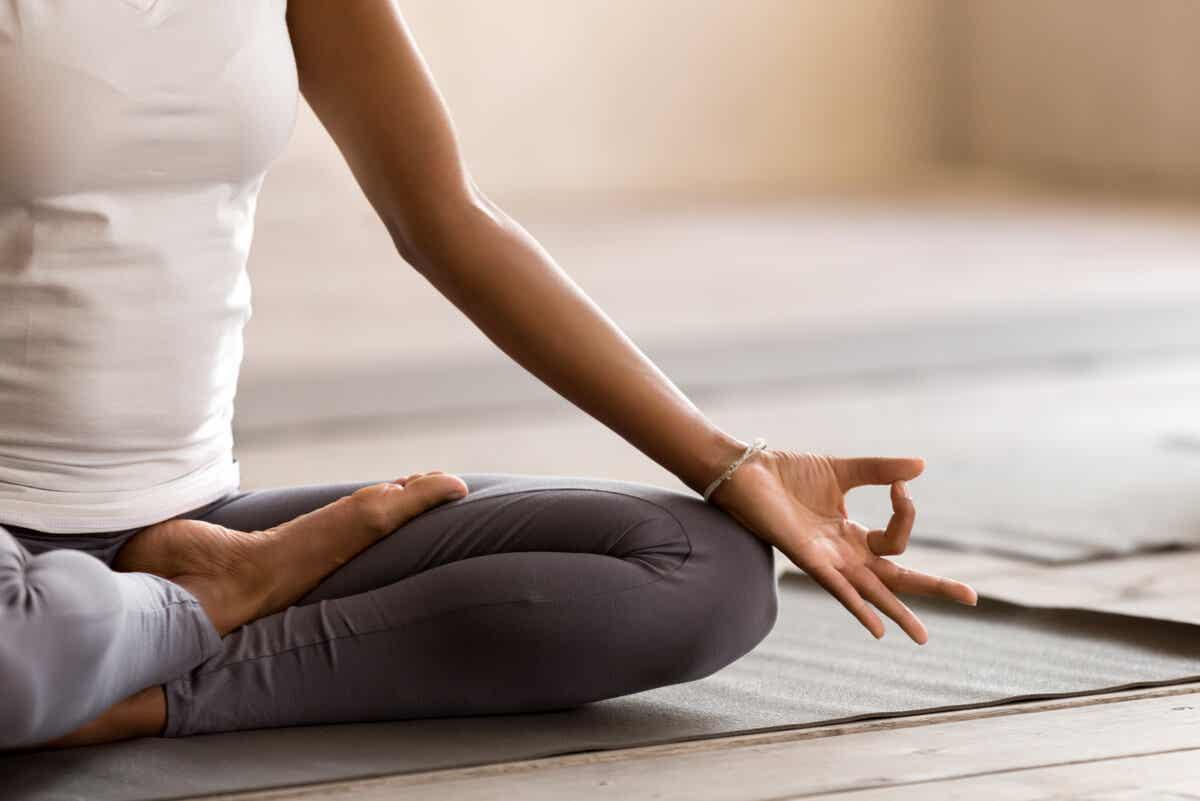 Meditación para no somatizar.
