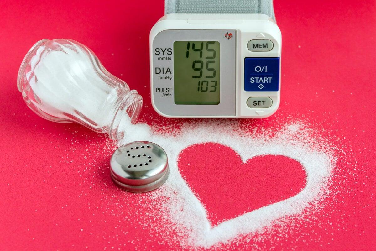 6 alimentos bajos en sodio que ayudan a la salud del corazón