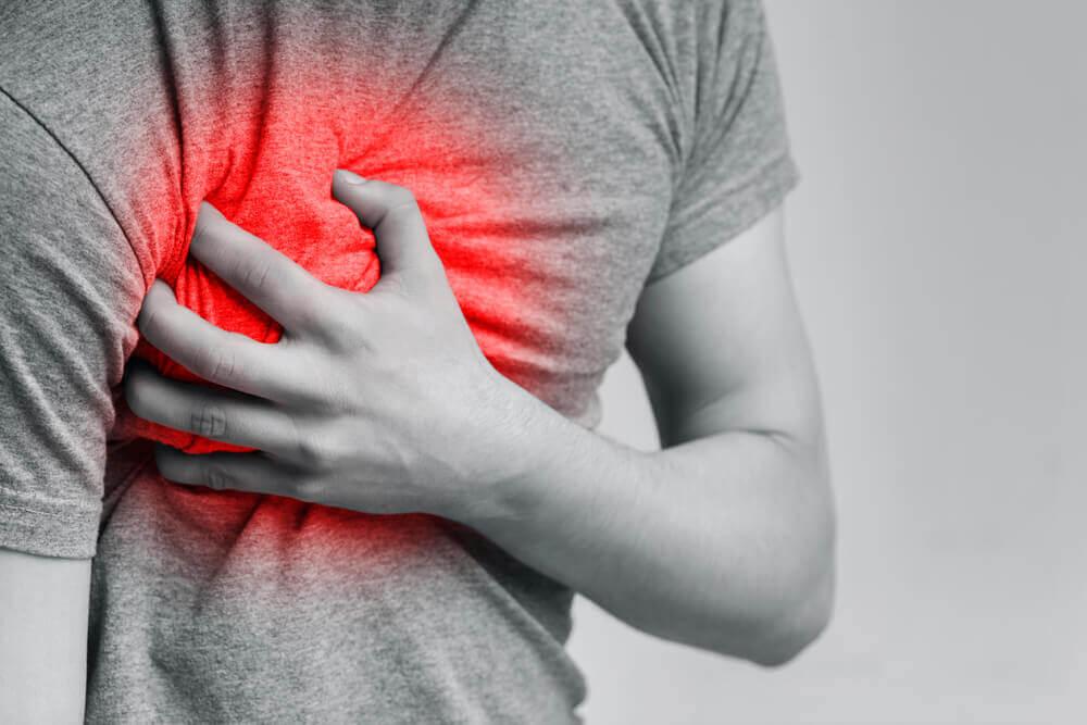 Síndrome del corazón festivo.