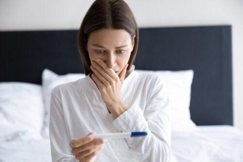 Embarazo críptico: darte cuenta de que serás mamá momentos antes del parto