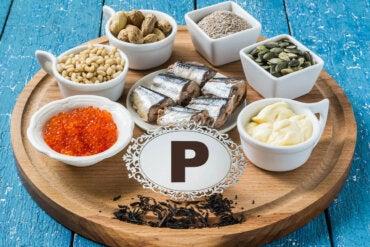 7 alimentos ricos en fósforo