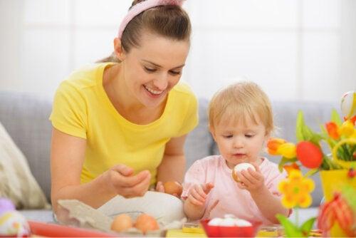 ¿A qué edad se le puede dar huevo al bebé?