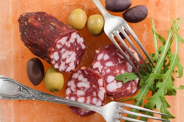 Efectos en la salud al consumir embutidos de origen animal