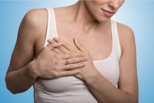 Congestión mamaria: todo lo que debes saber
