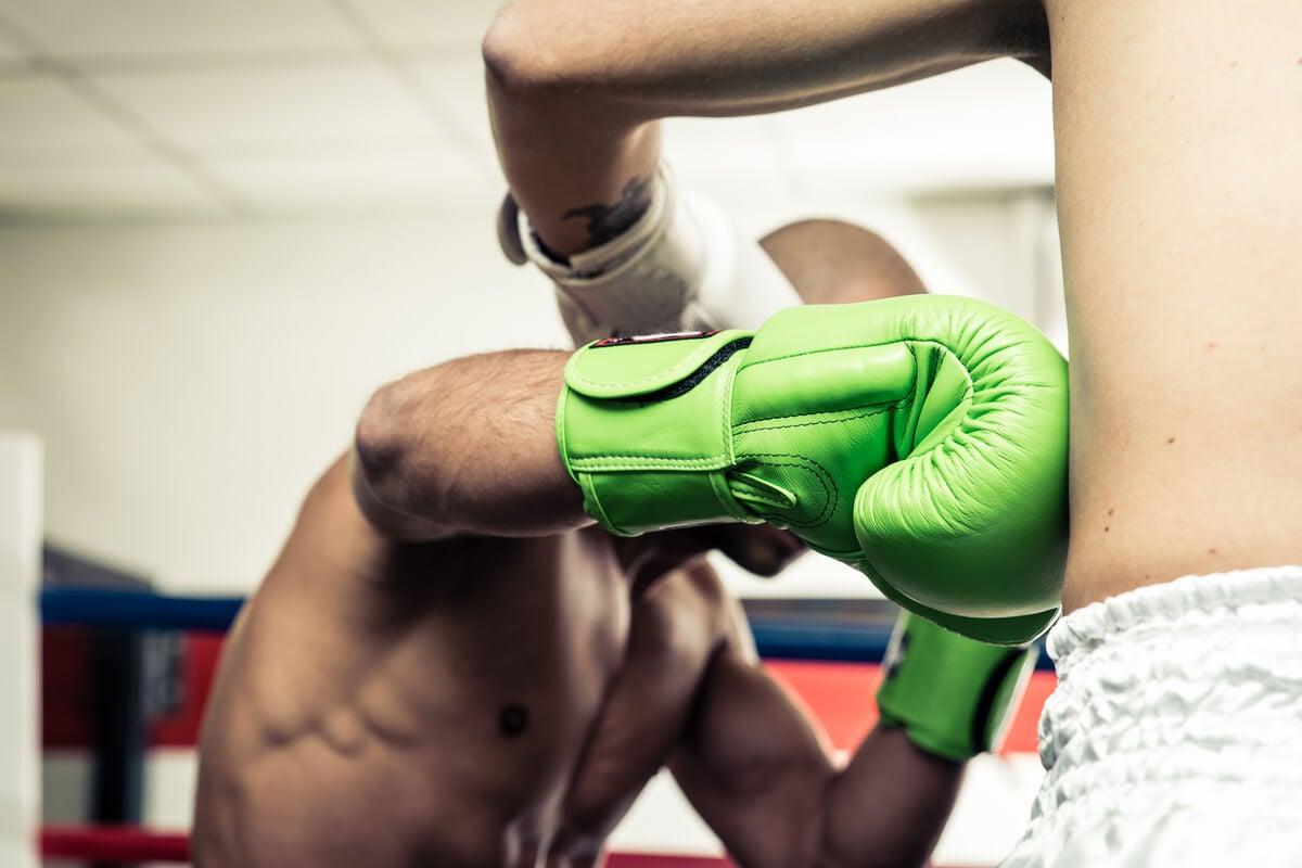 Traumatismo en el boxeo.