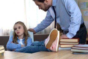 ¿Cómo actuar frente a un hijo irrespetuoso?