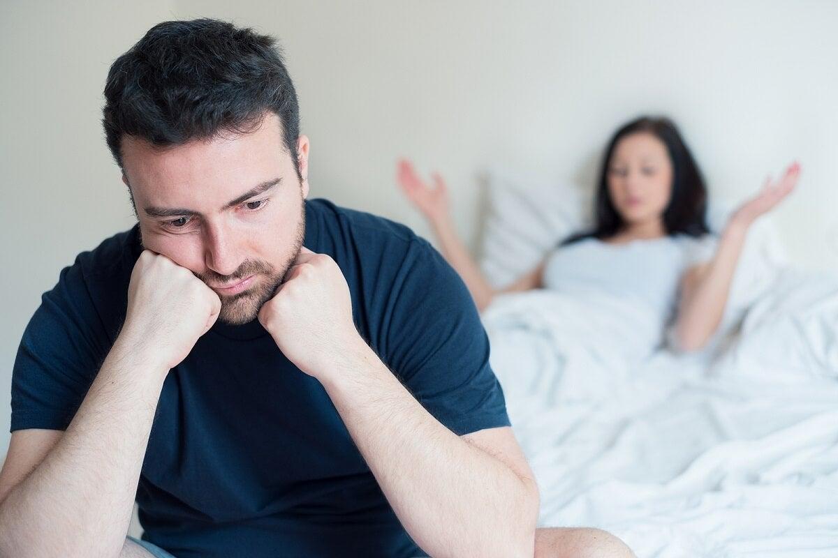 Disfunción eréctil: causas, síntomas y tratamiento
