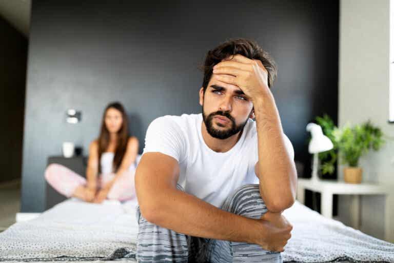 ¿Cómo se relaciona el estrés y la disfunción eréctil?