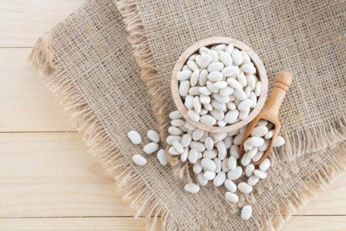 Frijoles blancos: beneficios y algunas recetas