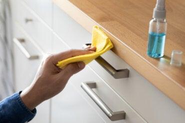 5 zonas del hogar donde se acumulan más bacterias