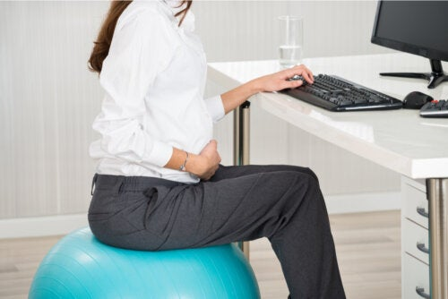 Consejos para una buena higiene postural en el embarazo
