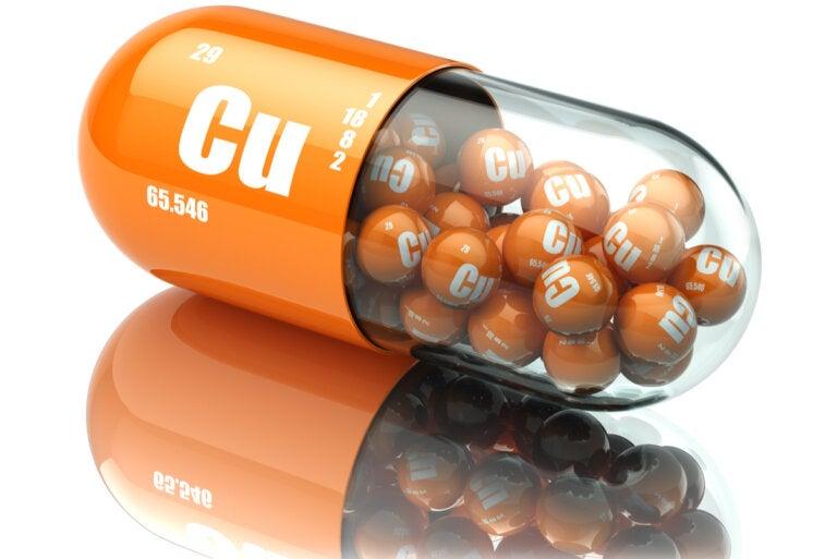 ¿Qué es el cobre coloidal y cuáles son sus efectos?