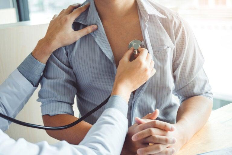 Cor pulmonale: riesgos, causas y síntomas