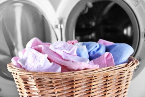 6 consejos para lavar ropa delicada