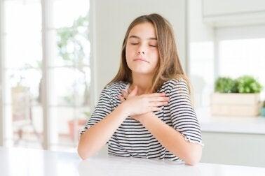 Síndrome de captura precordial: síntomas y causas