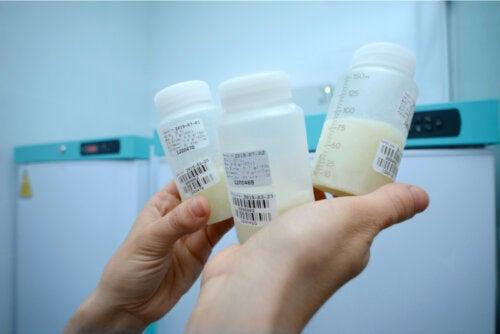 Donación de leche materna: todo lo que debes saber