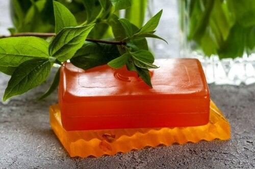 Usos, propiedades y contraindicaciones del jabón de papaya
