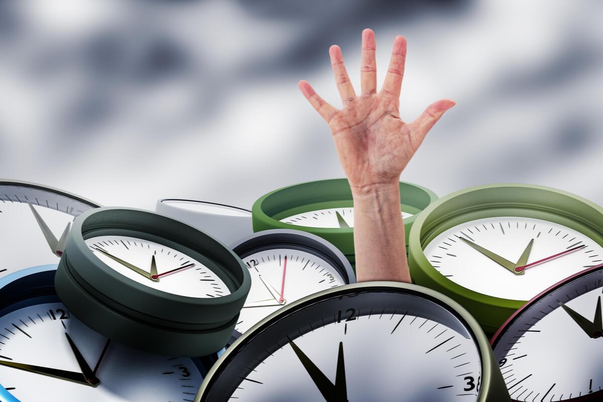 8 estrategias para hacer que el tiempo te rinda más