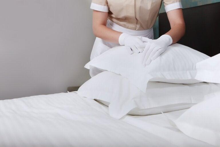 ¿Cuándo y cómo desinfectar las almohadas?
