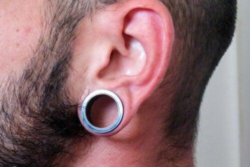 6 consejos para cuidar las expansiones en las orejas