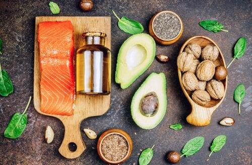 8 alimentos con mayor cantidad de grasas
