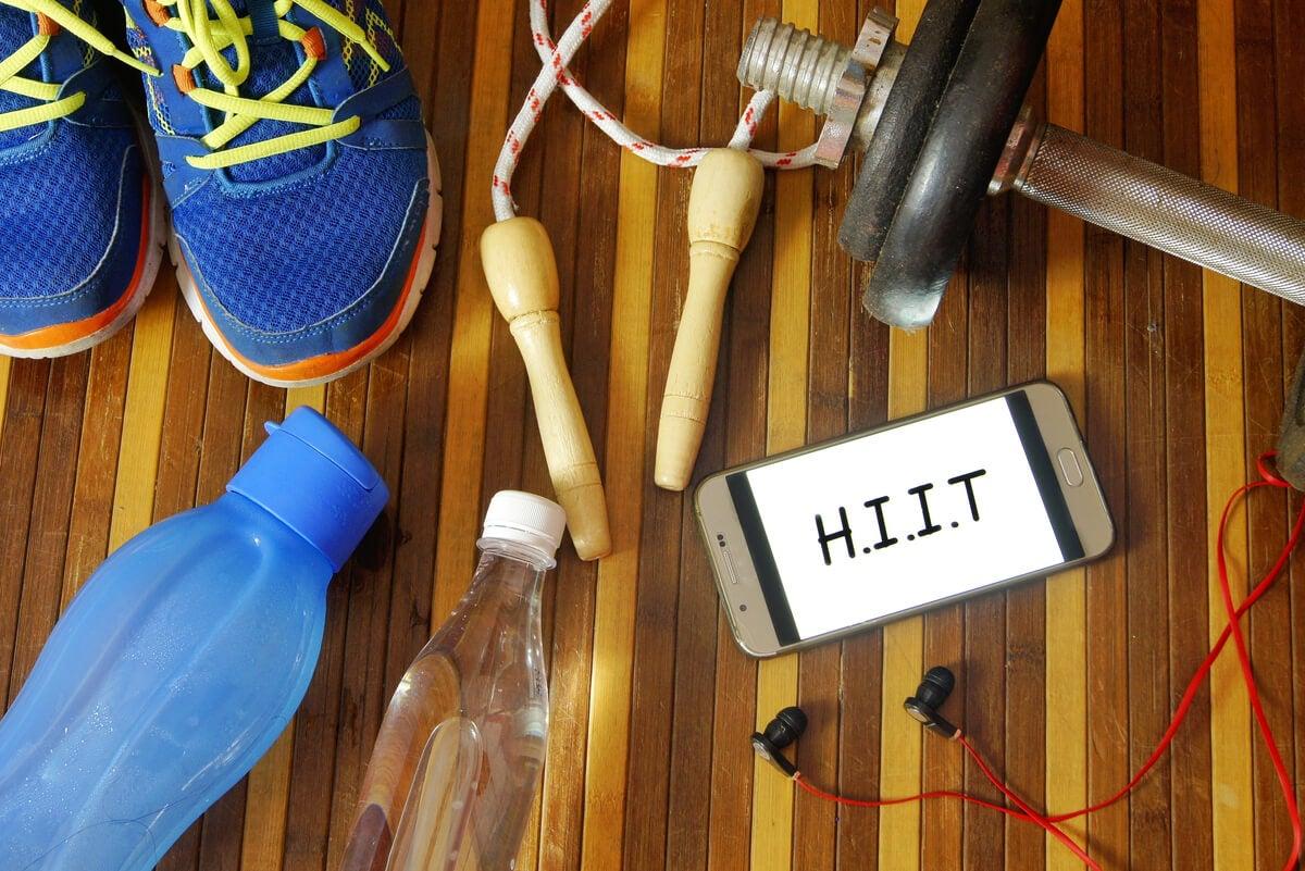 Rutinas tabata son ejercicios HIIT.