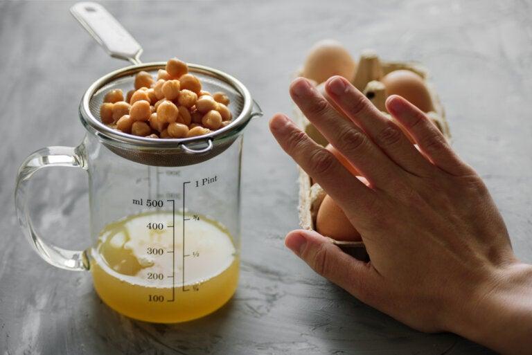 ¿Qué son los huevos de origen vegetal y cómo están hechos?