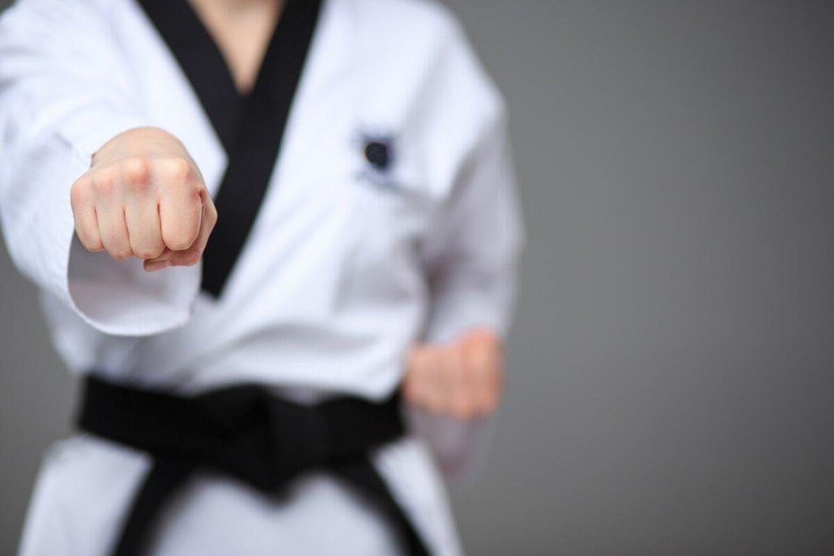 Taekwondo diferencia karate Kárate o
