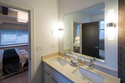 Ideas para renovar la zona de lavabo