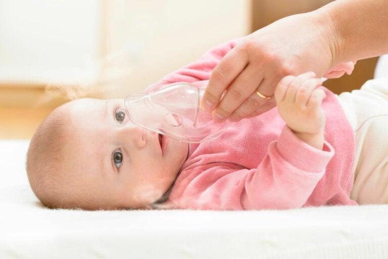 Bronquiolitis: causas, síntomas y tratamiento