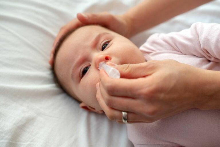 Virus sincitial respiratorio en bebés: síntomas y tratamientos