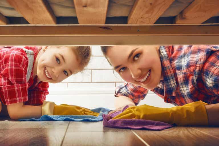 7 puntos claves para una limpieza óptima de tu hogar