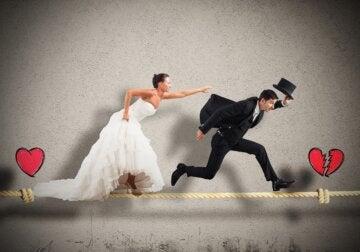 6 causas del miedo al compromiso en las relaciones de pareja