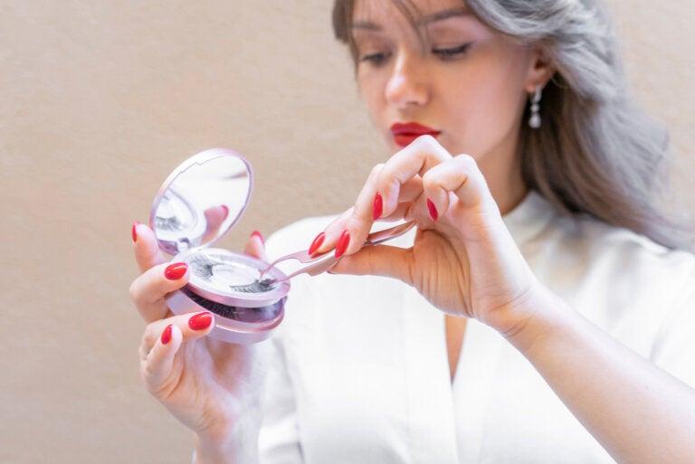 Pestañas magnéticas: ventajas y consejos para su uso seguro