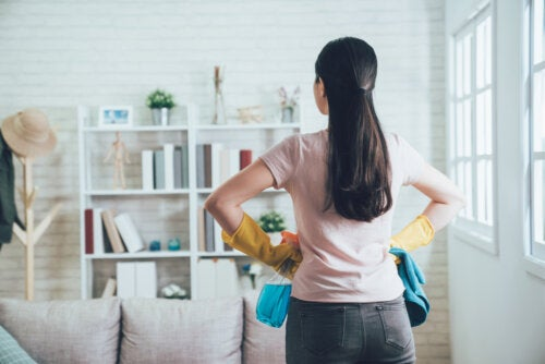 ¿Qué es el método 20/10 para organizar la casa y cómo se aplica?