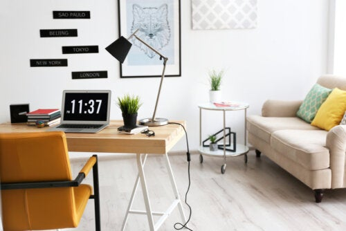 8 consejos para decorar tu oficina