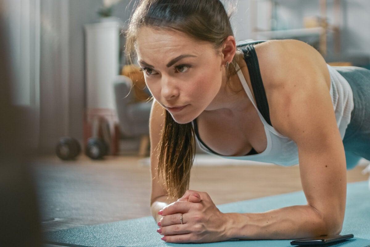 No se necesita equipamiento para el bodyweight training.