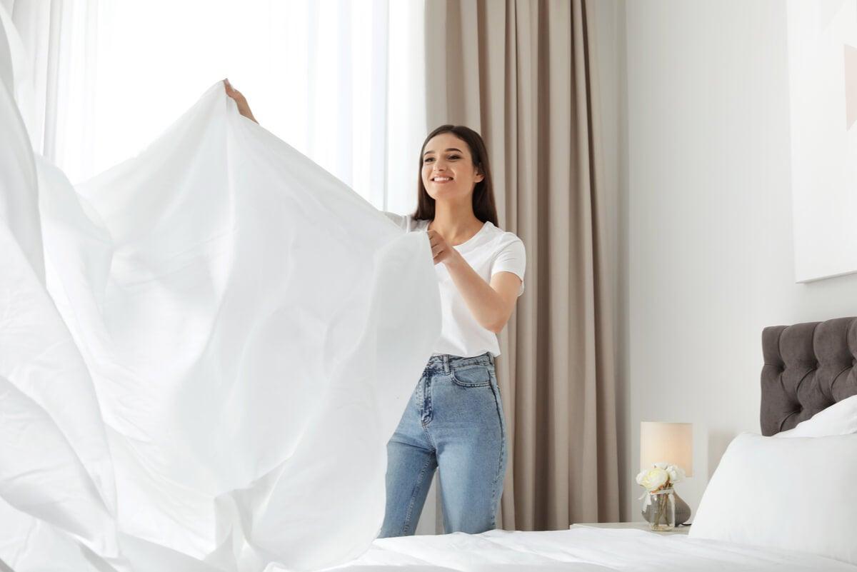 Consejos para lavar tu ropa de cama