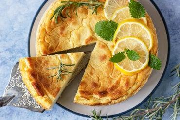 Cómo preparar una tarta de cítricos y ricotta