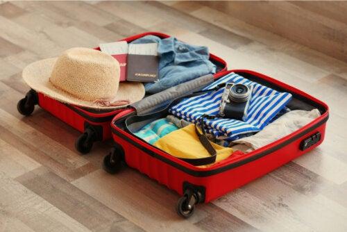10 consejos para viajar con poco equipaje