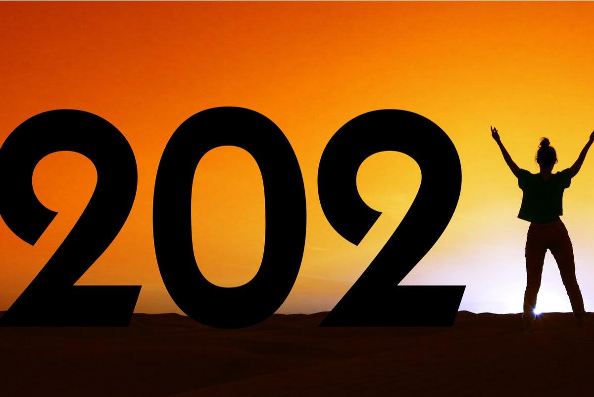 Mujeres empoderadas en el año 2021.