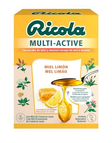 Ricola Multi-Active miel limón