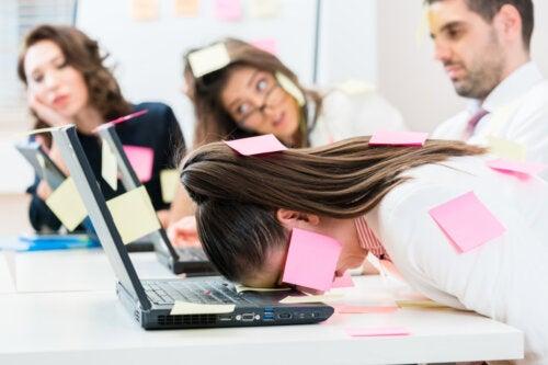 Síndrome boreout o aburrimiento laboral: consejos para prevenirlo