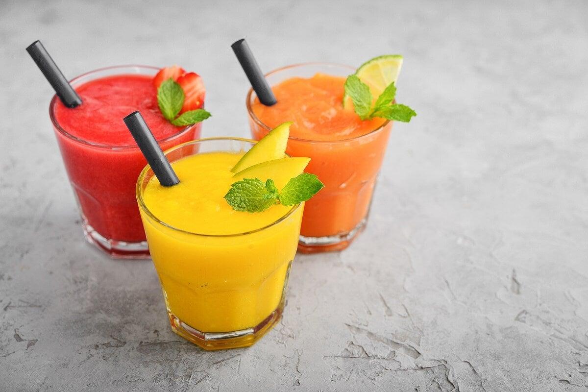 4 recetas de batidos tropicales para calmar el hambre