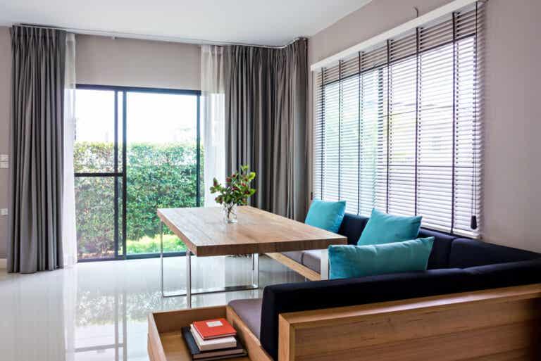 Persianas o cortinas: ¿qué opción es mejor para mi casa?