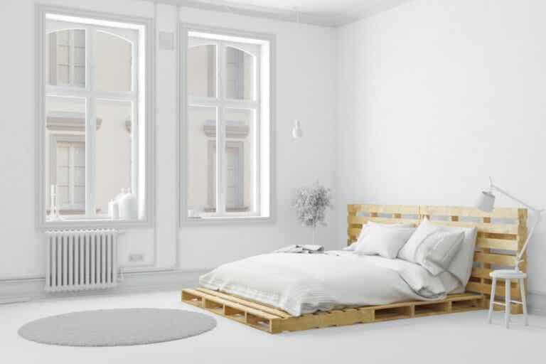 6 cosas que puedes hacer para simplificar tu dormitorio