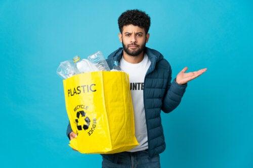 9 errores que cometes al reciclar