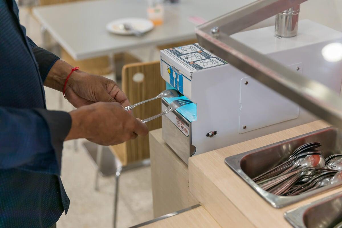 Cómo esterilizar los utensilios de cocina