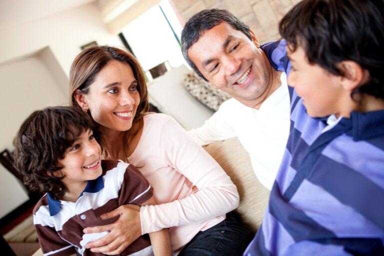 Claves para la gestión de las emociones en familia